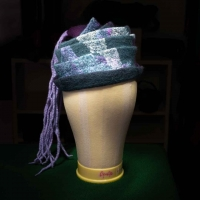 Hat by the Village Knitiot, Barbara Henry