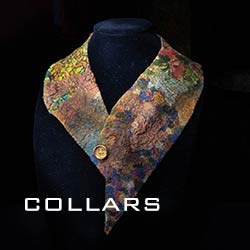 Link to Gallery of Felted Collars